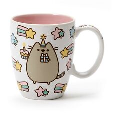 Dept 56 Pusheen 2018 Celebrate Mug #6000275 NEW FREE SHIPPING 48 STATES