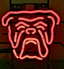 "Red Dog Neon Bar Light 14"" x 13"" Excellent Condition"