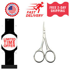 Stainless Steel Hair Salon Cutting Scissors Barber Shears -ICE Tempered 3.5 Inch