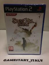 SILENT HILL ORIGINS - SONY PS2 PLAYSTATION 2 - NEW SEALED PAL VERSION