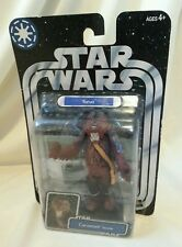 STAR WARS - Yarua Coruscant Senate Action Figure Unopened Hasbro 2004 Lucasfilm
