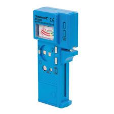 Battery, Bulb & Fuse Tester 1.5V-9V Meter Reading Tool Fuse Bulb Power Reader