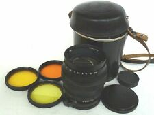 From USSR!!! Helios 40-2 1,5/85mm for m42. Tip-TOP Condition. FULL SET!!!