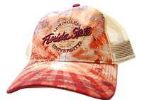 Florida State Seminoles The Game NCAA Brilliant Mesh Back Snapback Cap Hat