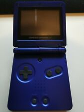 Nintendo Game Boy Advance SP Lila Handheld-Spielkonsole