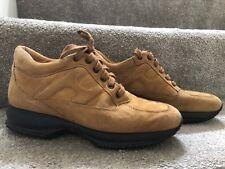 Hogan Zapatos Mujeres HOGAN Interactive tan suede shoes