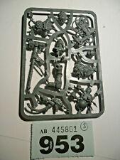 Warhammer 40k Iron Priest Space Wolves Techmarine plastic on sprue B953
