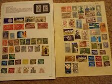 IRELAND IRISH EIRE USED POSTAGE  STAMPS SMALL COLLECTION