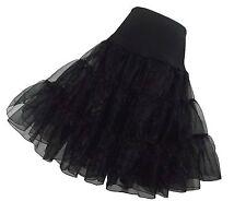 Braut Unterröcke und Reifröcke in Schwarz