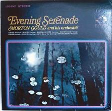MORTON GOULD and His ORCHESTRA: Evening Serenade-NM 1966 LP
