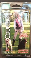 Sporn Double Dog Coupler M-XL Red