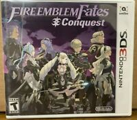 Fire Emblem Fates Conquest - Nintendo 3DS Brand New Factory Sealed