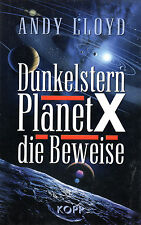 DUNKELSTERN PLANET X  - Die Beweise - Andy Lloyd ( wie Zecharia Sitchin ) BUCH