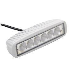 18W CREE LED Flood Light Power ATV off Road Light Fog Bar Truck IP67 White N9T3