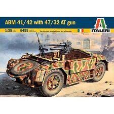 ITALERI 6455 ABM 41/42 con 47/32 Pistola a 1/35 SCALA KIT MODELLINO IN PLASTICA
