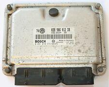 VW GOLF MK4 1.9 SDI DIESEL ENGINE CONTROL UNIT MODULE BOSCH ECU 038 906 012 DB