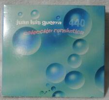 "JUAN LUIS GUERRA Y 440 ""Coleccion Romantica"" 2 CDs 2000 (Karen) EX/EX"