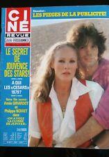 """b)Ciné Télé  24/1/1980; """"On a volé la cuisse de Jupiter""""/ Sidney Poitier"""
