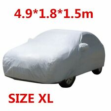 Full Car Cover Protector For Car Indoor Outdoor Dust UV Ray Rain Snow Waterproof
