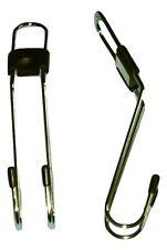 2x Walser Kopfstützenhaken für Einkaufstaschen Befestigung an Kopfstützen