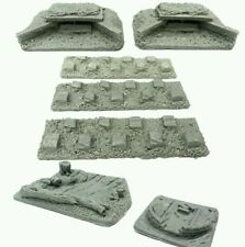 Sci Fi Unpainted Table Top & Historical Wargames