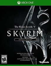 Elder Scrolls V: Skyrim - Special Edition (Xbox One, 2016) Factory Sealed