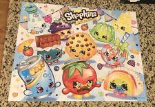 2 Shopkins 100 Piece Puzzles