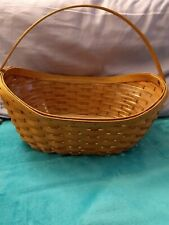 Longaberger large crocus basket