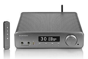 Burson Audio Conductor 3R ESS9038 X 2 beats Topping Gustard Schiit SMSL Audio