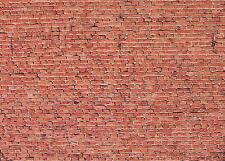 170607 Faller HO Muro in mattoni  klinker mm.250 x 125
