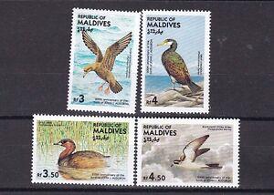 1985,bird,Sc 1079/82,set MNH               h1213