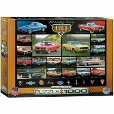 Eurographics Cruisin Classics 1960s Puzzle 1000-piece