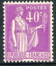 STAMP / TIMBRE FRANCE NEUF N° 281 * TYPE PAIX / photo non contractuelle