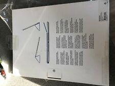 RC Smart Case Cover for Apple iPad Air mini Pro 1 2 3 4 5, 9.7, 12.9 inch PU TPU
