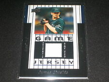 JAMES SHIELDS RAYS STAR LEGEND AUTHENTIC GAME USED CERTIFIED JERSEY CARD RARE