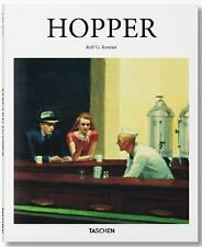 EDWARD HOPPER ~ ROLPH G RENNER ~ PROFUSELY ILLUSTRATED ~ HC