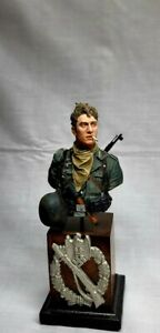 1/10 Scale Life Miniatures German 6th Army Stalingrad Bust