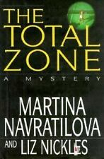 LIZ NICKLES, MARTINA  NAVRATILOVA THE TOTAL ZONE 1994, Hardcover KA-0715-01