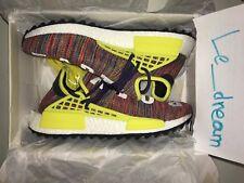 Adidas X Pharrell Human NMD Multi Color Race