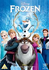Frozen DVD (2014) Chris Buck