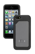 Dual SIM Case Cover for iPhone 5 Use 2 Sim Cards / Nano SIM in 1 Smartphone