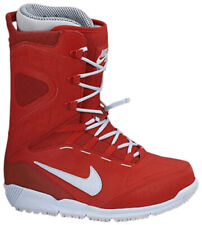 Brand New Red Nike Zoom Kaiju Snowboard Boots Size 12