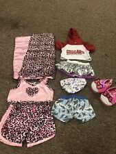Build A Bear Lot Of Clothes And Shoes Several Lots Avalible