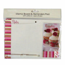 Rectangle Plastic Magnetic Message Boards