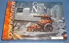 Confrontation Dwarf CHARIOT / CHAR NAIN Rackham NIB