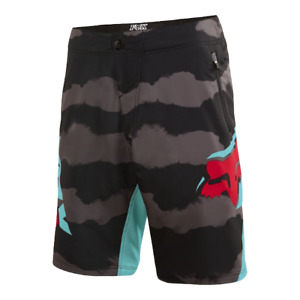 Fox Clothing Livewire MTB Shorts Black Camo 34