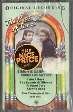 "SIMON & GARFUNKEL ""SOUNDS OF SILENCE"" ULTRA RARE CASSETTE / NEW & SEALED"