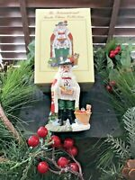 c.2000 MIB! VTG The International Santa Claus Collection ~HUNGARY~