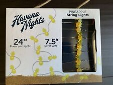 pineapple string lights 6 Boxes