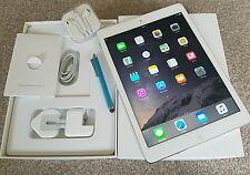 GRADE- A** Apple iPad Air- 16GB,Wi-Fi-9.7In Retina display- Silver+ Bundle
